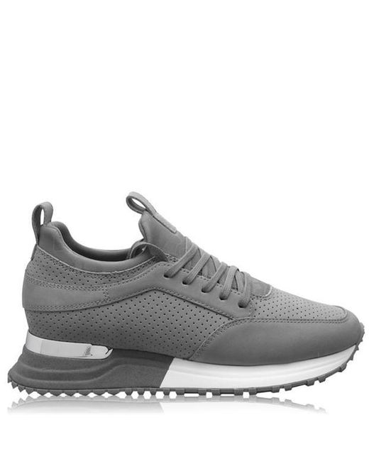 Mallet Gray Archway Sneakers