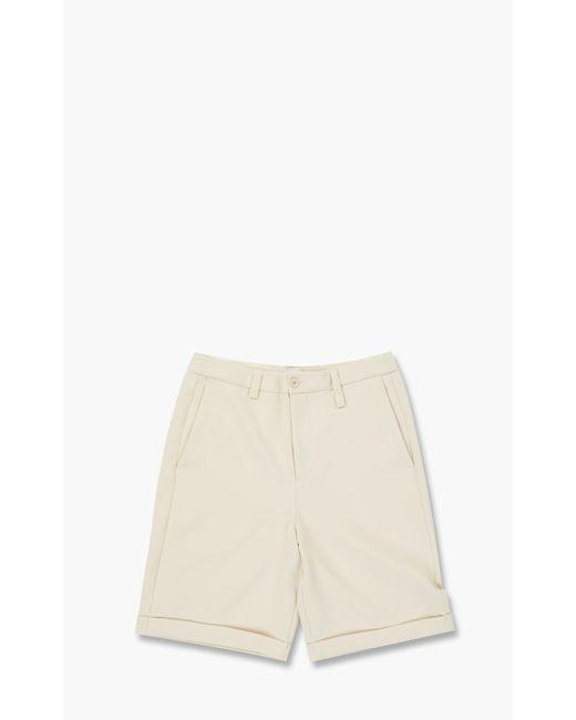 Holzweiler Natural Temo Shorts Sand for men