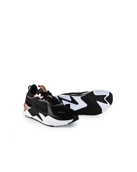 PUMA Rs-x Trophy Black white rose in Black for Men - Save 2% - Lyst 59d3e3817