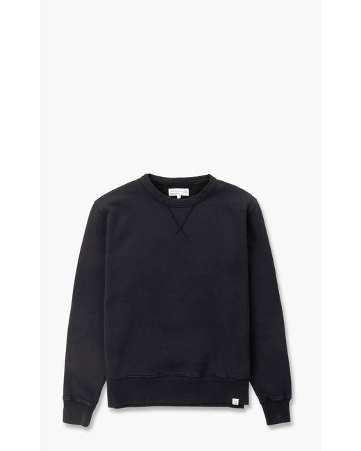 Merz B. Schwanen Gray Csw28 Sweatshirt Charcoal for men