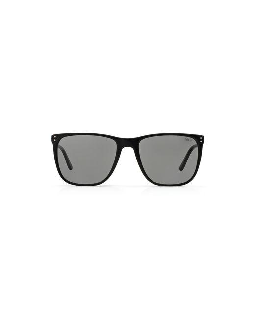 Polo Ralph Lauren   Black Wayfarer Sunglasses for Men   Lyst