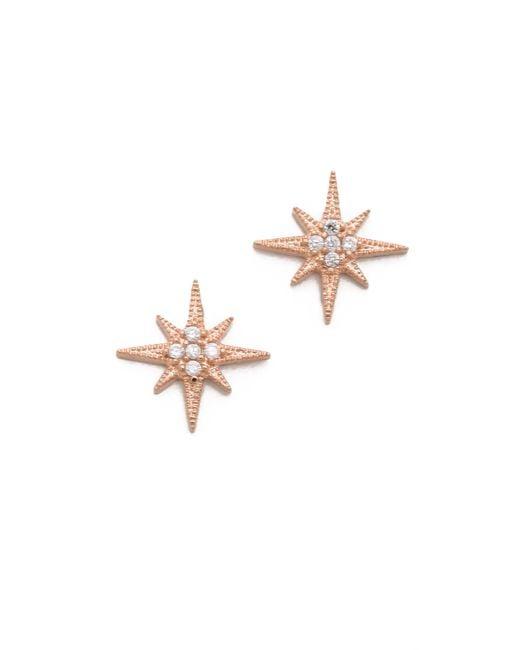 Tai   Pink Stardust Earrings   Lyst
