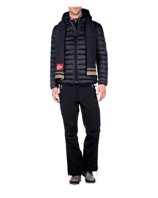 Napapijri | Black Short Jacket for Men | Lyst
