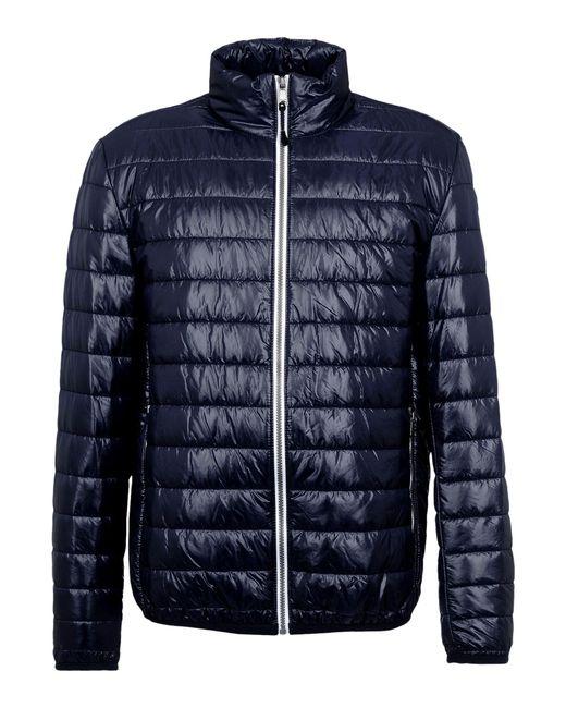 Napapijri   Blue Short Jacket for Men   Lyst