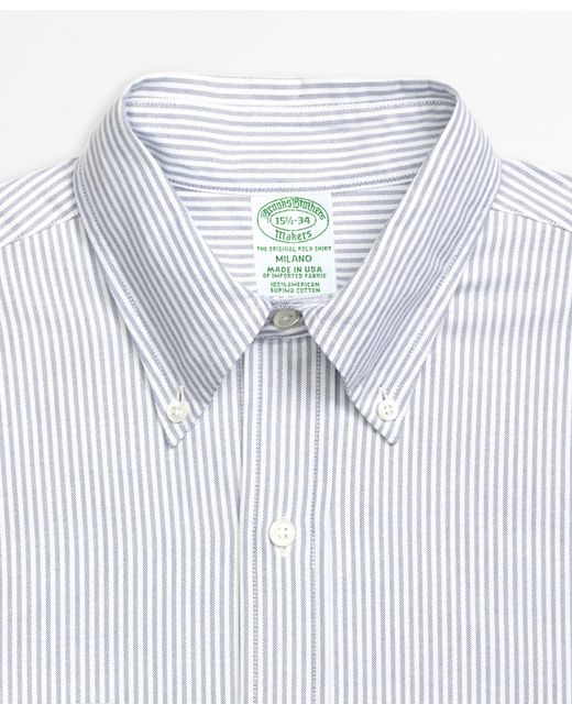 Brooks Brothers Regent Fit Original Polo 174 Button Down