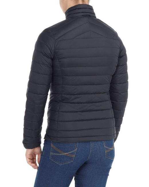 Tog 24 Zenith Womens Down Jacket In Black Save 50 Lyst