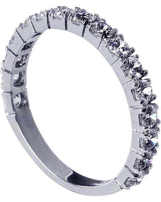 Carat* | Metallic Eternity Ring | Lyst