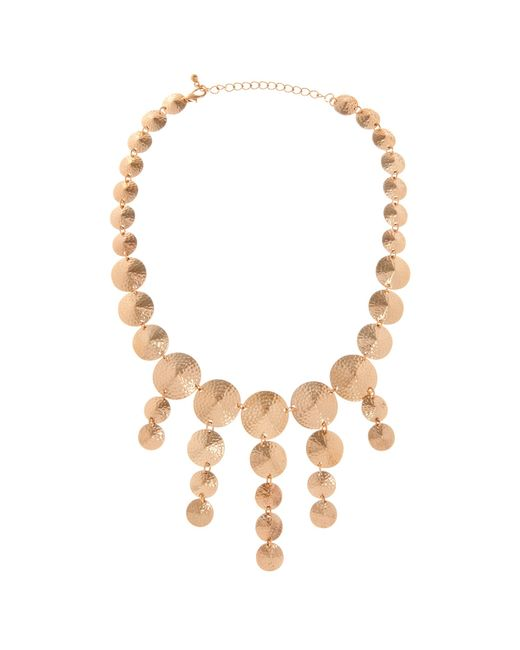 Piper Strand | Metallic Isis Necklace | Lyst