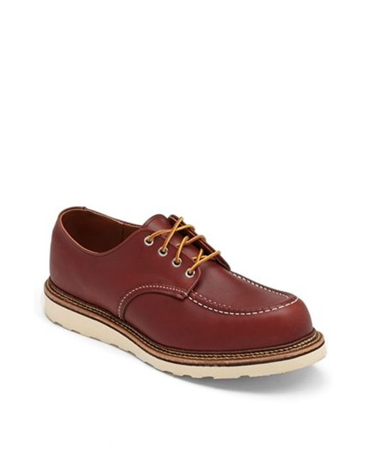 Red Wing | Brown 8099 Oxford for Men | Lyst