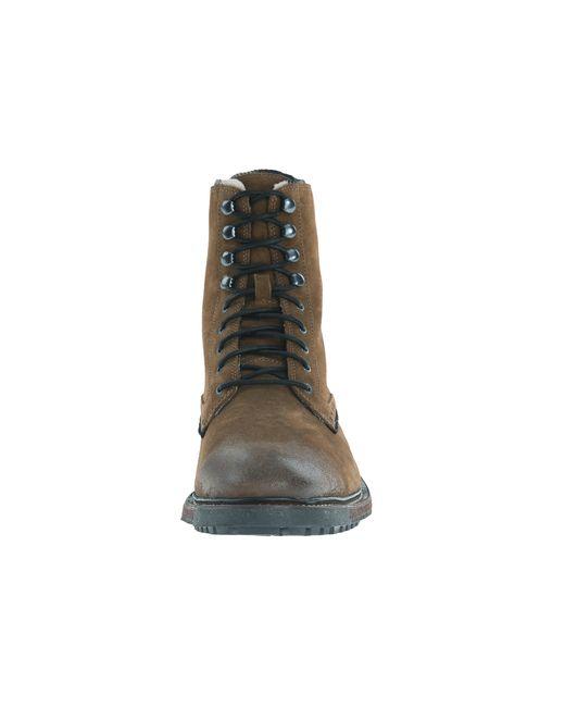 Woolrich   Brown 'bootlegger' Plain Toe Boot (men) for Men   Lyst