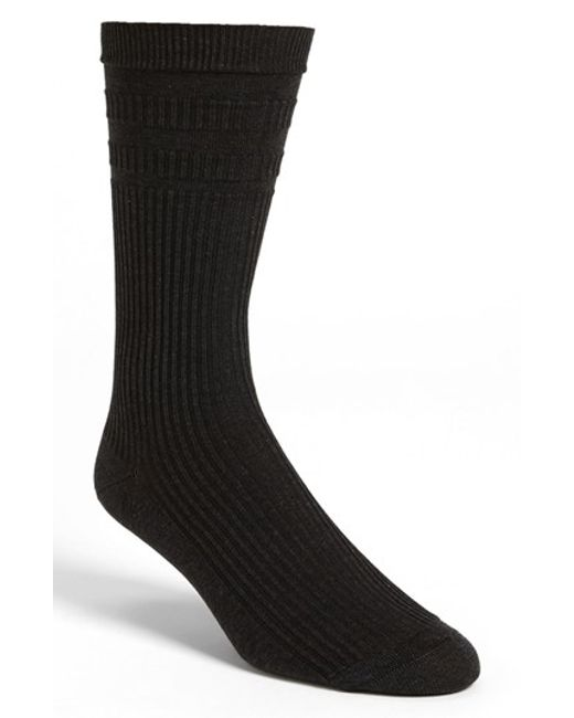 Pantherella | Gray 'comfort Top' Dress Socks for Men | Lyst