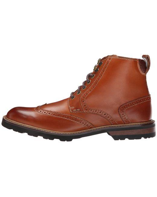 Florsheim | Brown Kilbourn Wingtop Boot for Men | Lyst