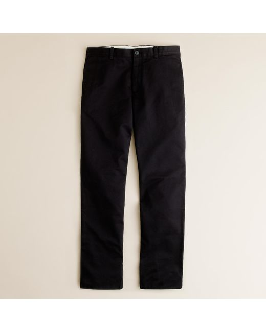 J.Crew | Black Essential Chino In 770 Fit for Men | Lyst