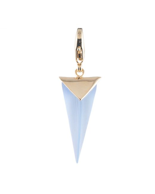 Alexis Bittar | Blue Spiked Lucite Charm You Might Also Like | Lyst