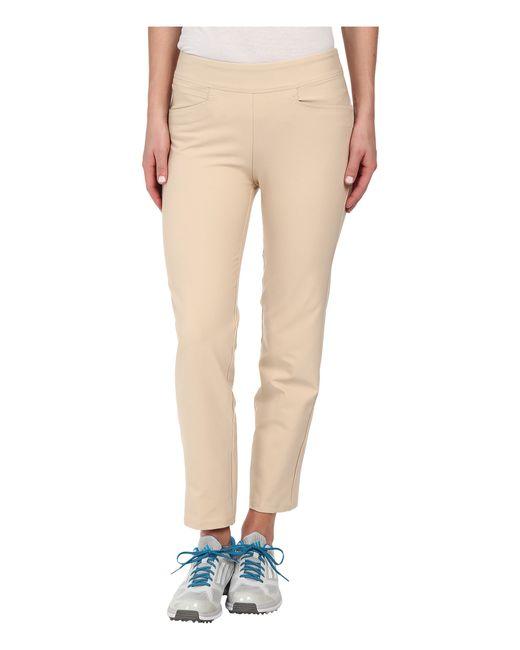 Adidas Originals | Natural Essentials Adislim Ankle Length Pant '16 | Lyst