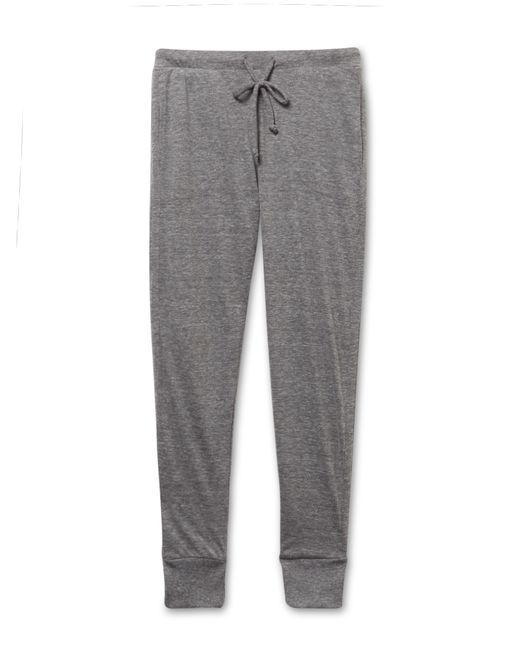 Alternative Apparel | Gray Eco-jersey Jogger Pants | Lyst