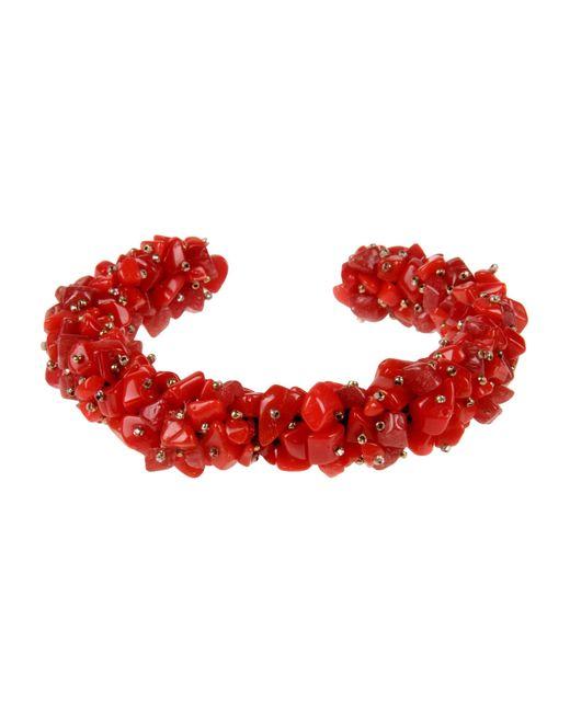 Isabel Marant | Red Bracelet | Lyst