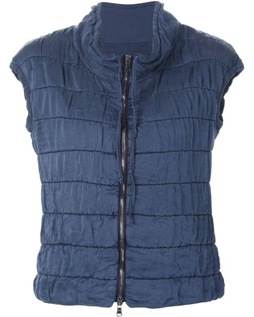 Shop navy puffer vest at Neiman Marcus, where you will find free shipping on the latest in fashion from top designers.