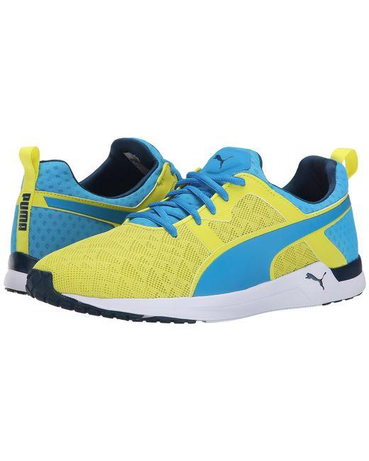 PUMA | Yellow Pulse Xt Sport for Men | Lyst