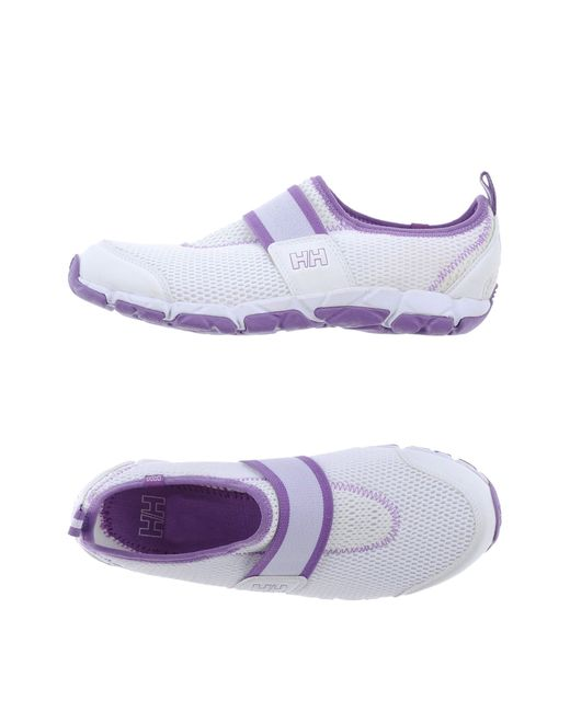 Helly Hansen | Purple Low-tops & Trainers | Lyst