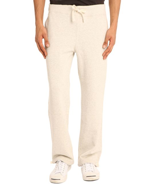 polo ralph lauren heather grey jogging trousers in gray. Black Bedroom Furniture Sets. Home Design Ideas
