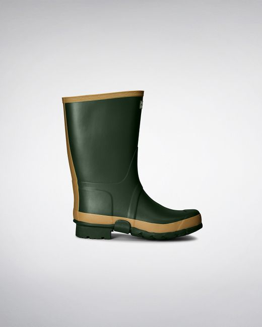 Hunter | Green Men's Gardener Rain Boots for Men | Lyst