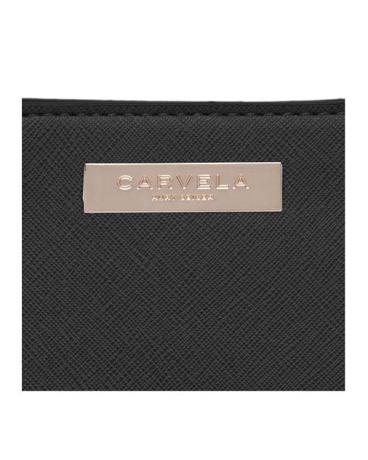 Carvela Kurt Geiger   Black Dea Mini Shoulder Handbag   Lyst