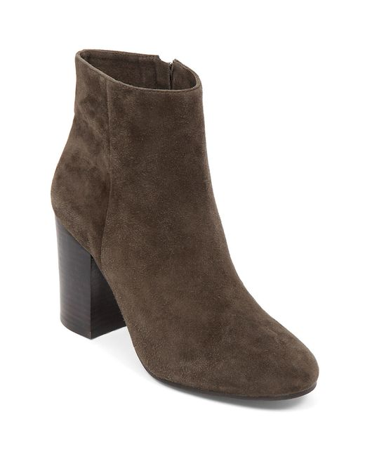 Vince Camuto | Green Sabria Booties | Lyst