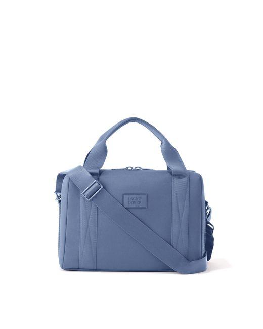 Dagne Dover Weston Laptop Bag In Ash Blue, Medium