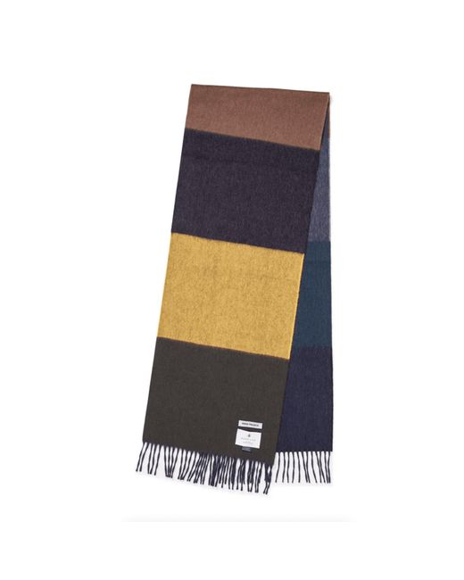 Norse Projects Multicolor Norse X Begg & Co Scarf for men