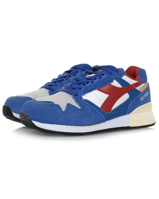 Diadora   I.C. 4000 Premium Nautical Blue Shoes C6642 for Men   Lyst