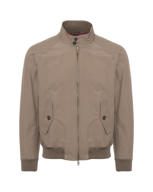 Baracuta - Gray Original G9 Harrington Jacket for Men - Lyst