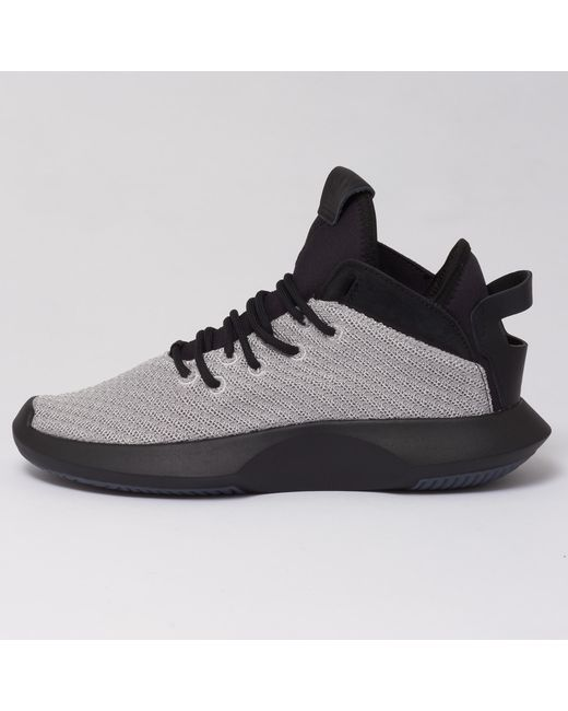 best sneakers ee2eb 65616 ... Adidas Originals - Black Crazy 1 Adv Primeknit Trainers for Men - Lyst  ...