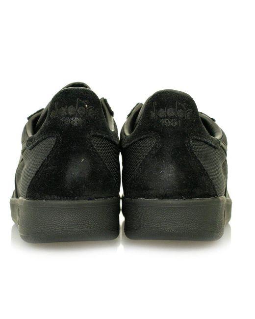 fda9494c Men's Borg Elite Mm Sw Black Shoes 80013