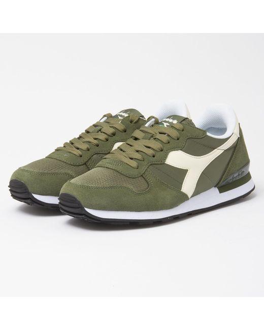 826673bafe Men's Green Camaro Olivine/whisper White Sneakers