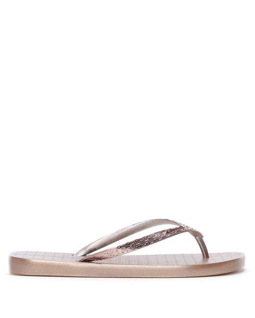 Ipanema - Glam Pink Flip Flops - Lyst
