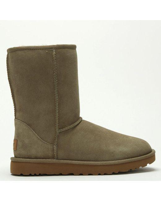 7bdc2308952 Women's Green Classic Short Ii Antilope Twinface Boots