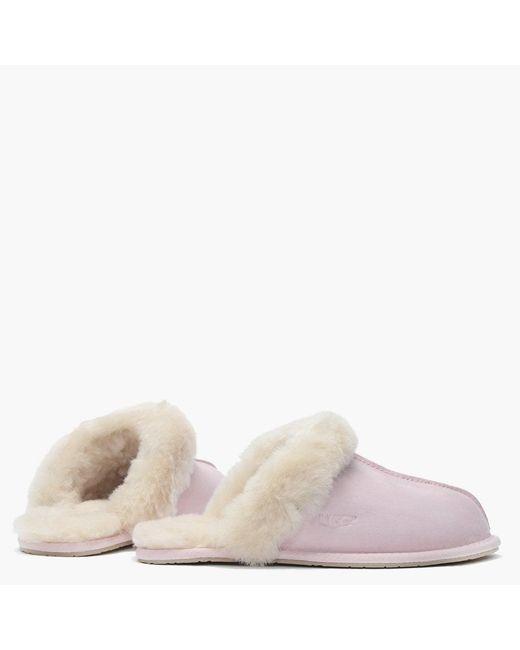 53d1163fc05 Women's Scuffette Seashell Pink Shearling Slippers