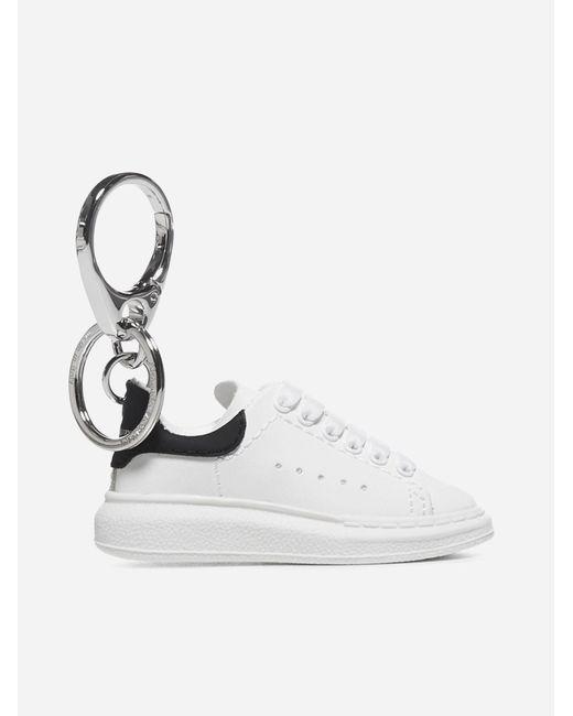 Sneaker oversize di Alexander McQueen in White