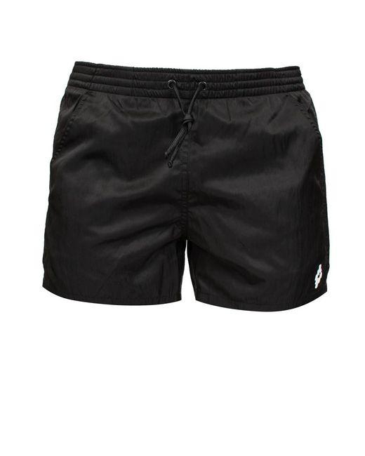 Marcelo Burlon - Black Swim Shorts for Men - Lyst