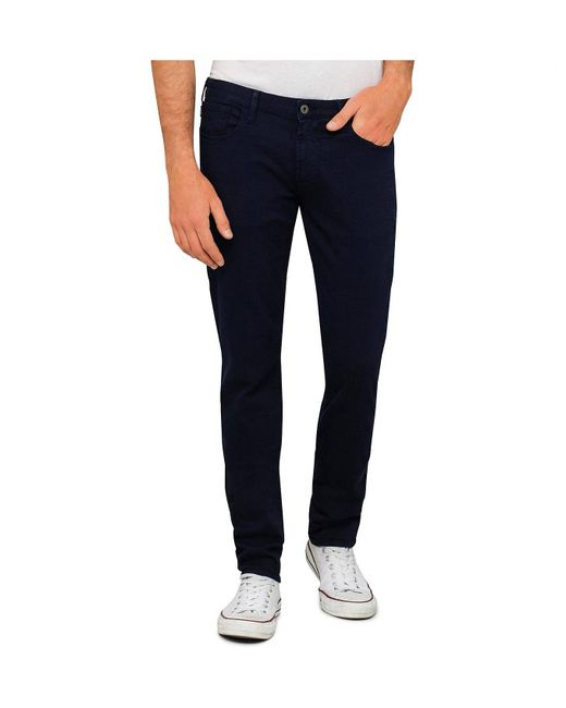 Armani Jeans - Blue J06 Slim Jean for Men - Lyst