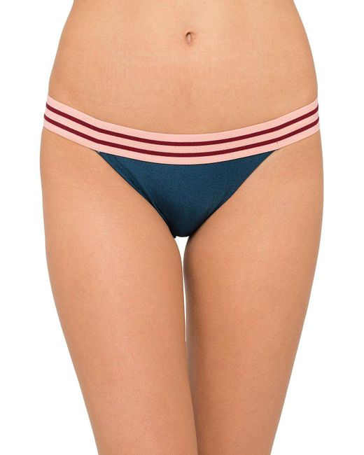 Zimmermann   Blue Elastic Skinny Pant   Lyst