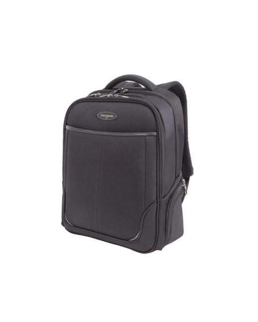 Samsonite - Black Duranxt Lite Business Laptop Backpack for Men - Lyst