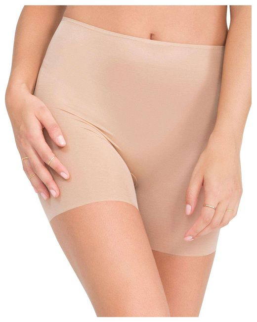 Spanx | Natural Skinny Britches® Girl Short | Lyst