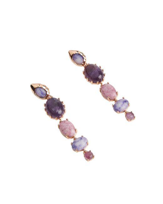 Samantha Wills | Multicolor Kaleidoscope Grand Drop Earrings | Lyst