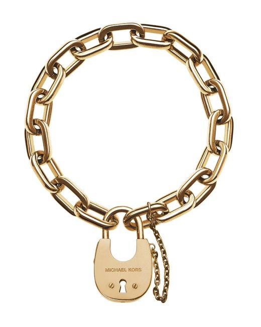 Michael Kors   Metallic Mkj4627710 Ladies Bracelet   Lyst