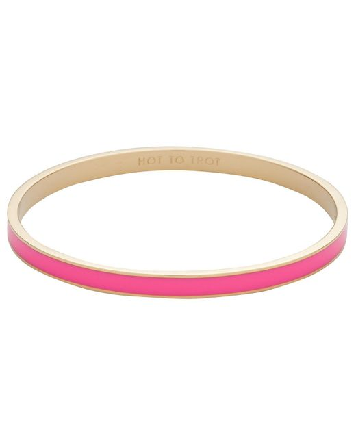 Kate Spade | Pink Hot To Trot - Solid | Lyst