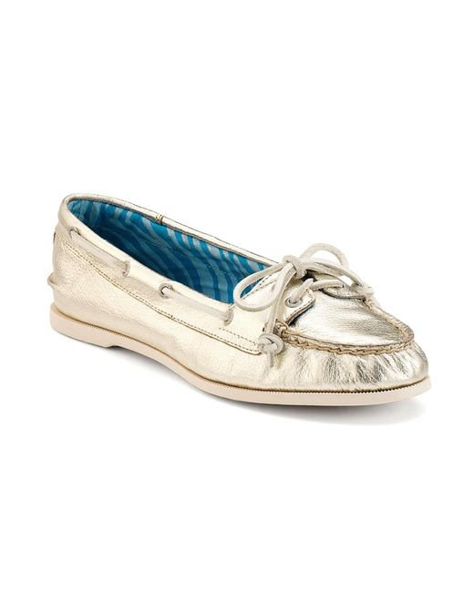 Sperry Top-Sider | Blue Audrey Loafer | Lyst