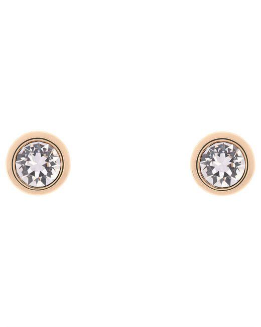 Ted Baker Metallic Crystal Stud Earring