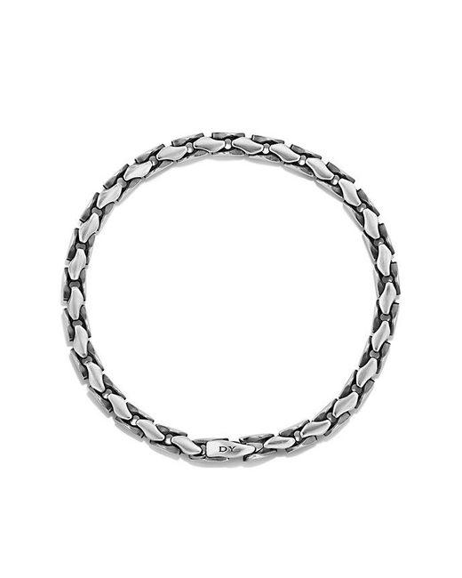 David Yurman - Metallic Medium Fluted Chain Bracelet, 5mm - Lyst